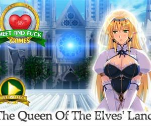 The Elves Queen