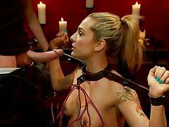 maitresse madeline and mark wood guide bailey blue a lesson