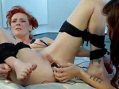 audrey hollander likes being punished