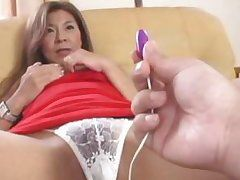 mature asian finds out about sex toys