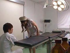 chinese nurse needs to piss