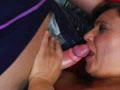 placid courtesan benefits from the top fuck from her life