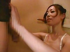 milf gives a good night kiss for my dick