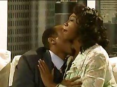 appealing ebony milf with weighty saggy scoops gets bonked