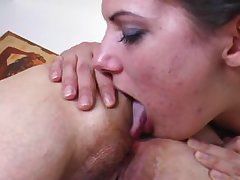 hot fuck amid young&old lesbian cuties