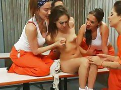 life in the hotties prison