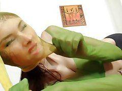 hungry amanda x activity solo in nylon