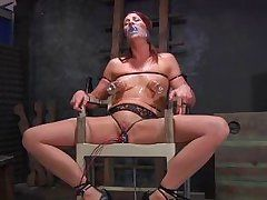 bondage and punishment done with style